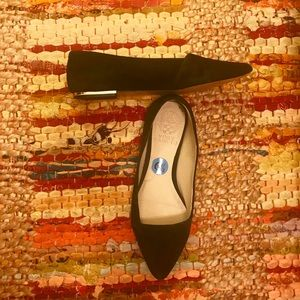Vince Camuto Suede Flats